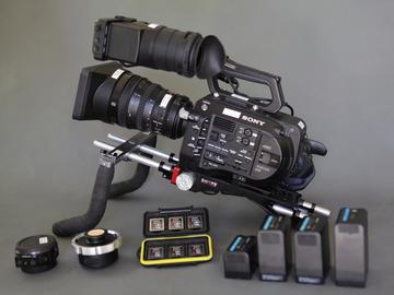 Sony FS7 - Basics Package