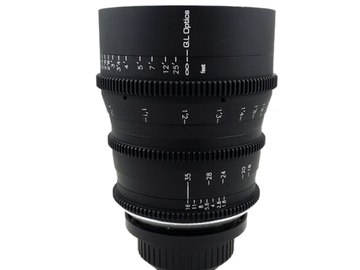 Rent: 18-35mm Wide angle zoom in Arri PL (T1.8)