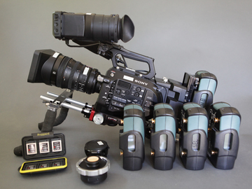Rent: Sony FS7 - Basics Plus Package