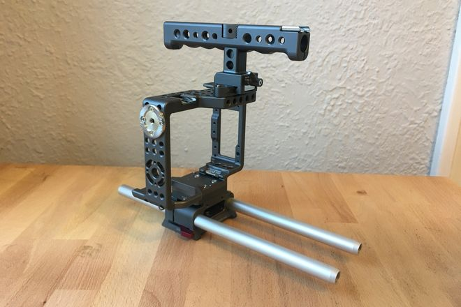 Tilta ES-T17 Handheld Camera Cage Rig for Sony A7 Series