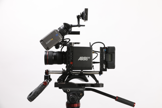 ARRI Alexa Mini Package with 4:3 and ARRIRAW Licenses