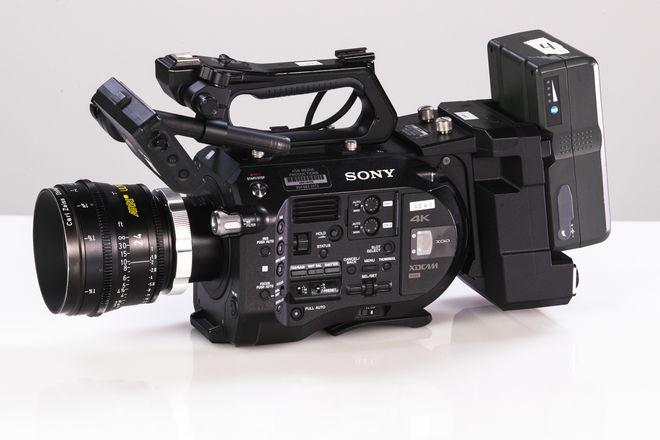 Sony PXW-FS7 XDCAM Super 35 Camera (we own 6)