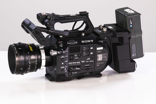 Sony PXW-FS7 XDCAM Super 35 Camera (we own 6)