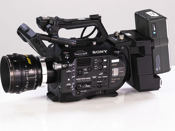 Rent: Sony PXW-FS7 XDCAM Super 35 Camera (we own 4)