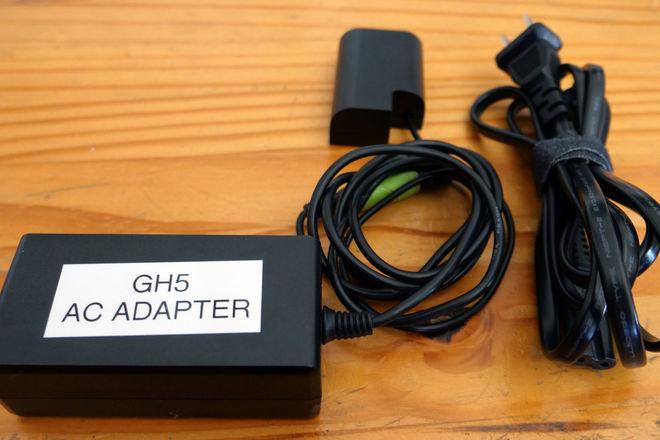 Panasonic DMW-AC10 AC Adapter + DC Coupler (GH3, GH4, & GH5)