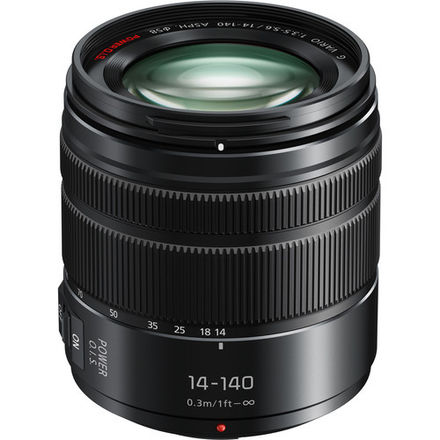 Panasonic Lumix G Vario 14-140mm f/3.5-5.6 ASPH. POWER OIS