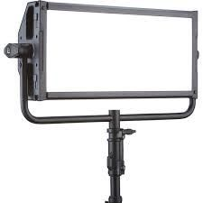 Litepanels Gemini with Snap Bag, honeycomb and stand