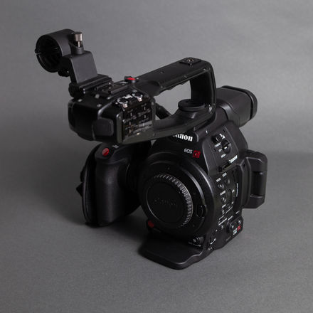 Rent a Canon EOS C100 Mark II, Best Prices | ShareGrid Charlotte