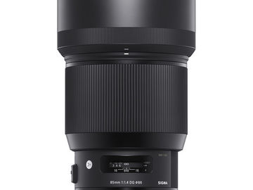 Sigma 85mm f/1.4 DG HSM Art for Canon EF