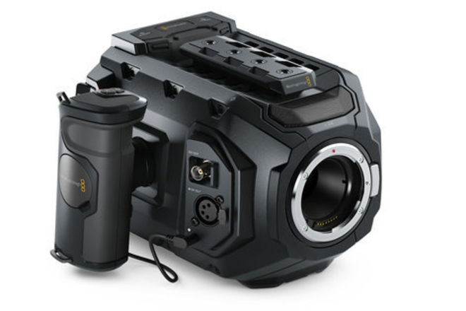 Blackmagic URSA Mini 4.6K Camera Package - Ready to Shoot
