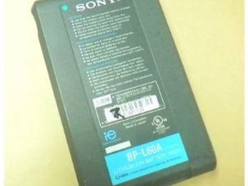 Sony V Mount Batteries  BP L60A   (4)