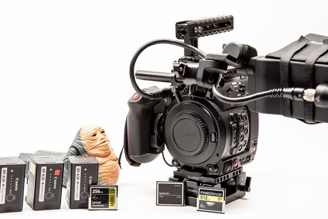 Canon C200 Run and Gun Setup w/ Media (1 of 2)