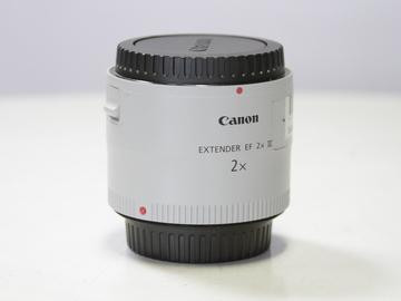 Rent: Canon 2X extender