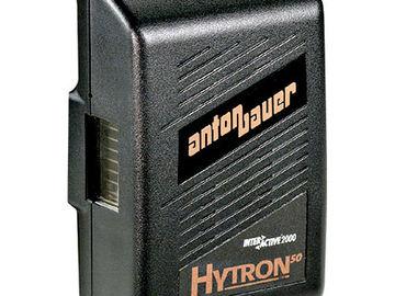 ANTON BAUER HYTRON 50 BATTERIES  (8)
