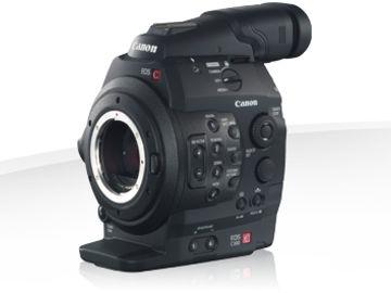 Canon C300 EF - Dual Pixel AF