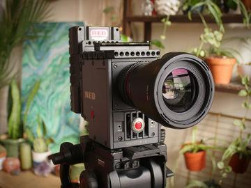 RED Scarlet MX Package  w/ lenses, sticks & mount