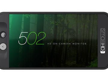 SmallHD 502 HD On-Camera Monitor