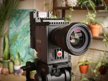 RED Scarlet M-X basic package w/ ONE LENS (shoot ready)