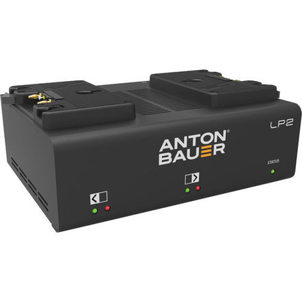 ANTON GOLD MOUNT 2 BATTERY CHARGER