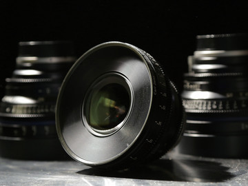 Rent: Zeiss CP.2  5 Lens Set (21, 35, 50, 85, 135) *EF Mount Only*