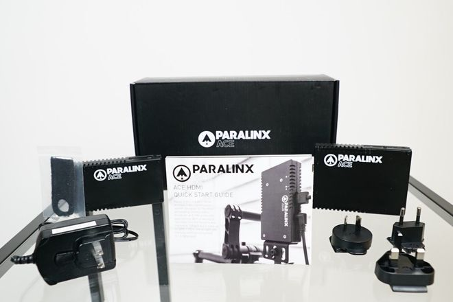 Paralinx Ace HDMI 1:1 with DC Barrel Power Input Wireless