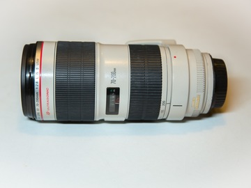 Rent: Canon EF 70-200mm f/2.8L IS II USM Telephoto Zoom Lens