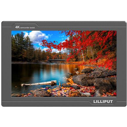 """Lilliput 7"""" 4K HDMI/3G-SDI Monitor"""