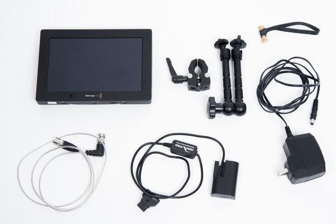 "Blackmagic Video Assist 4K 7"" Monitor/Recorder"