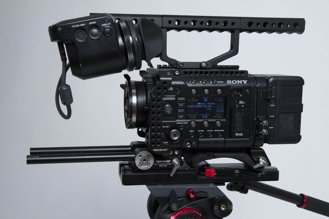 Sony PMW-F5 CineAlta Camera