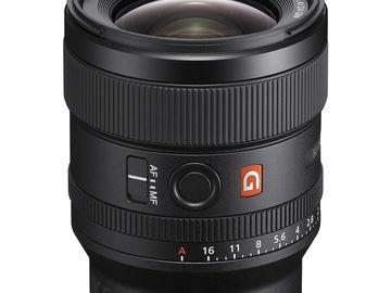 Rent: Sony FE 24mm f/1.4 GM