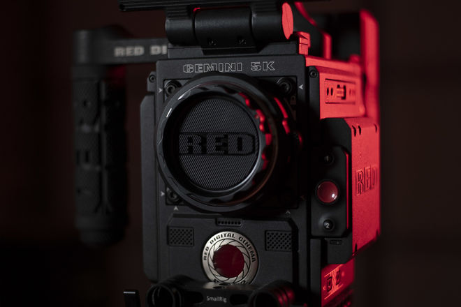 RED Gemini 5K S35 DSMC2 Ready to shoot package
