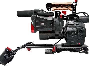 C300 Mark II FULL Shooter Pkg w/ 24-70mm 2.8L Lens