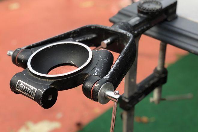 Miller Precision 100mm camera clamp