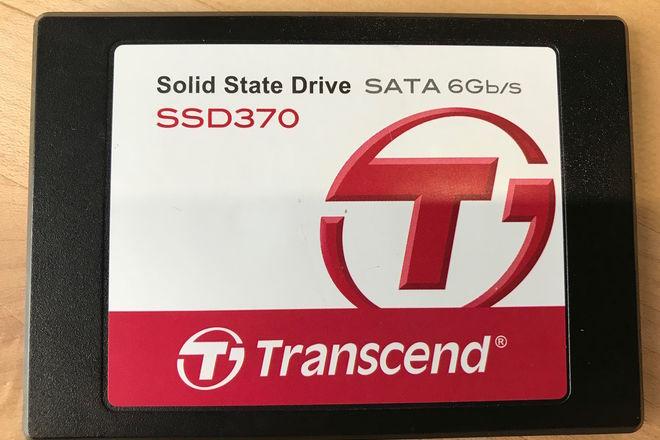 Transcend 512GB SSD