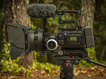 Ursa Mini Pro, Pro Audio, Film Today!