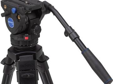 Rent: Benro BV4 Twin Leg Aluminum Tripod Kit