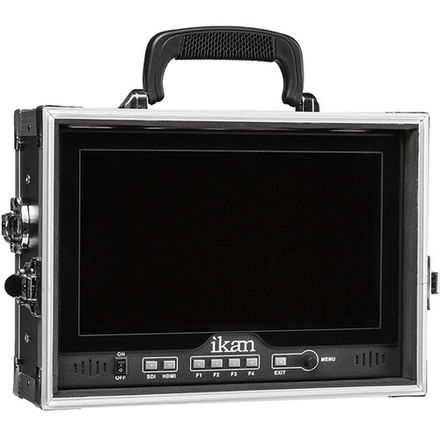 "D12-FK 12"" HDMI/3G-SDI LCD Monitor Field Kit for V-Mount & G"