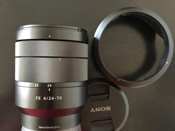 Rent: Sony-Zeiss 24-70mm f/4