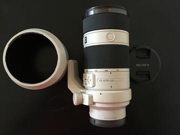 Rent: Sony FE 70-200mm F4 G OSS