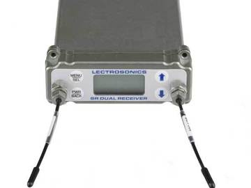 Rent: Lectrosonics SRb/SMQV Set