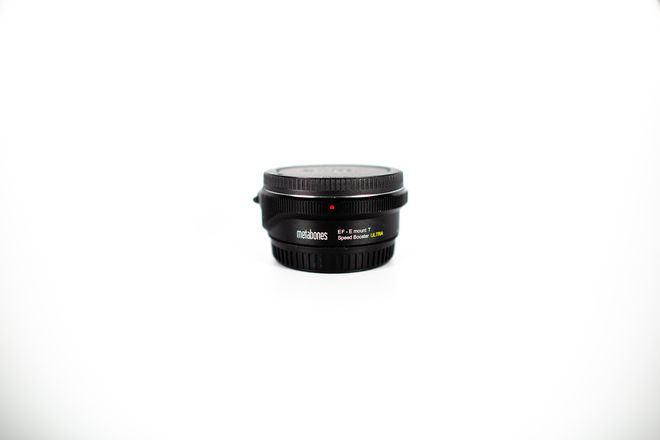 Metabones Canon EF Lens to Sony E Mount T Speed Booster ULTR