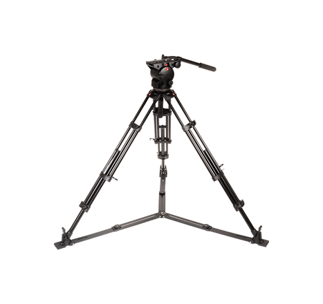 Manfrotto 526,545GBK Professional Tripod with 526 Head
