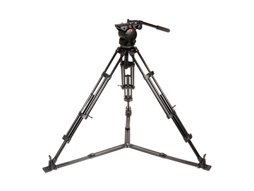 Rent: Manfrotto 526,545GBK Professional Tripod with 526 Head