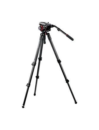 Manfrotto 504HD Head with 535 Tripod