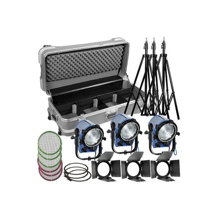 ARRI T1 Fresnel 1000W Three-Light Kit
