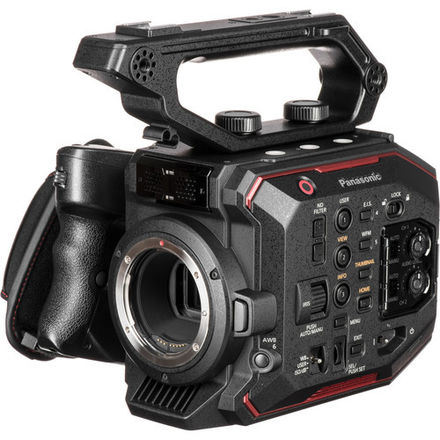 Panasonic AU-EVA1 Compact 5.7K Super 35mm Camera (Body Only)