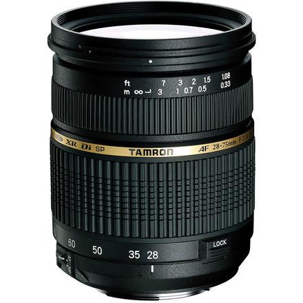 (2) Tamron SP 28-75mm f/2.8 Lenses