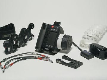 Rent: ARRI WCU-4 (3) C-Force Motors Wireless Follow Focus System