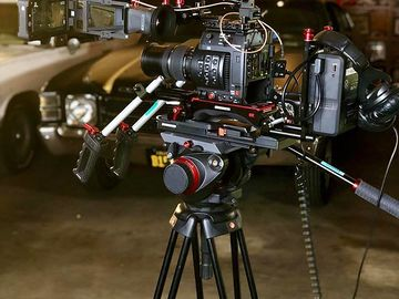 Rent: Dual Canon EOS C200bs W/ Accesories