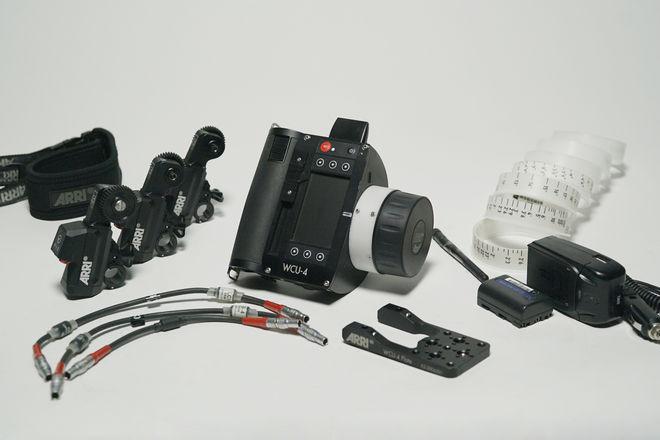 ARRI WCU-4 w/ (1) C-Force Motor Wireless Follow Focus
